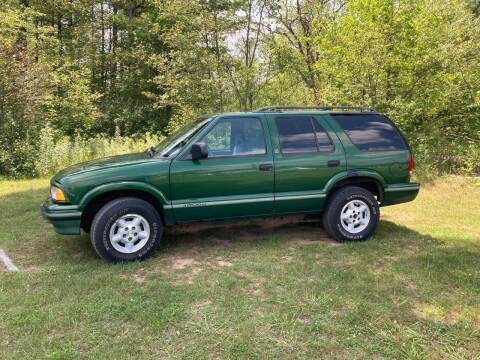 1997 GMC Jimmy for sale at Expressway Auto Auction in Howard City MI