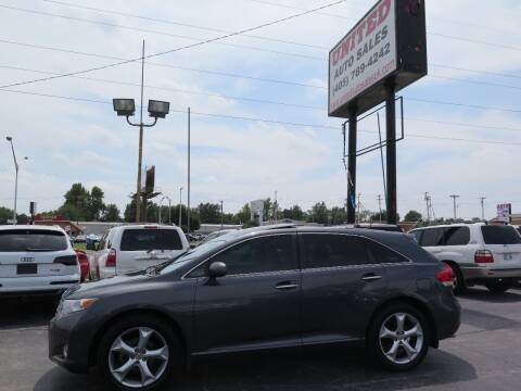 2009 Toyota Venza for sale at United Auto Sales in Oklahoma City OK