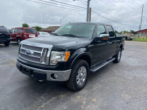 2010 Ford F-150 for sale at Sartins Auto Sales in Dyersburg TN