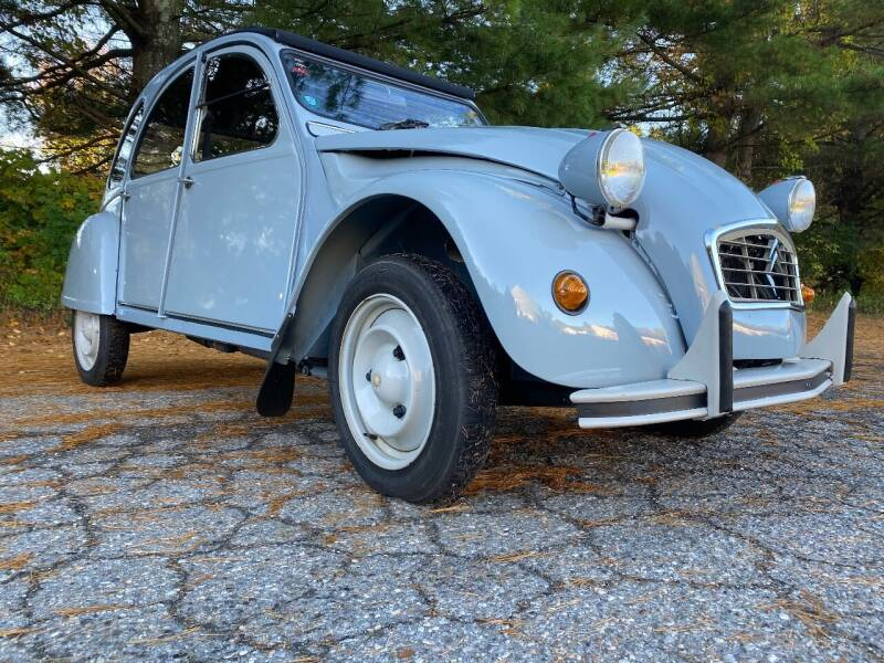 1965 Citroen  2cv for sale at Forza in Gaylordsville CT