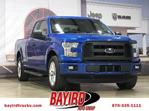 2016 Ford F-150 for sale at Bayird Truck Center in Paragould AR