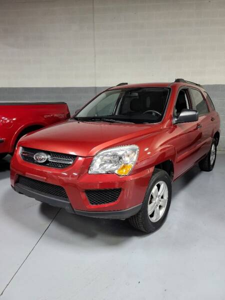 2009 Kia Sportage for sale at Brian's Direct Detail Sales & Service LLC. in Brook Park OH