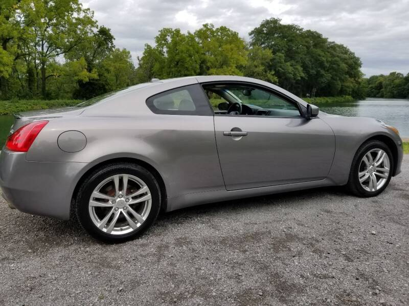 2009 Infiniti G37 Coupe for sale at Auto Link Inc in Spencerport NY
