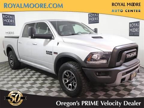 2017 RAM Ram Pickup 1500 for sale at Royal Moore Custom Finance in Hillsboro OR