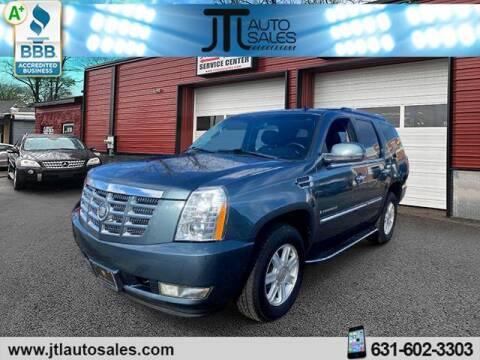 2008 Cadillac Escalade for sale at JTL Auto Inc in Selden NY
