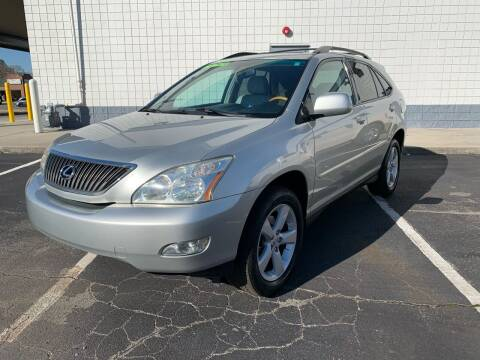 2007 Lexus RX 350 for sale at Mayflower Motor Company in Rome GA