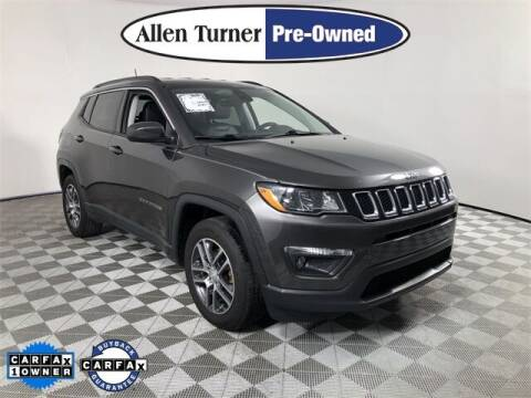 2018 Jeep Compass for sale at Allen Turner Hyundai in Pensacola FL