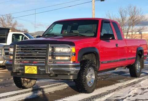 1997 Chevrolet C/K 2500 Series for sale at Central City Auto West in Lewistown MT