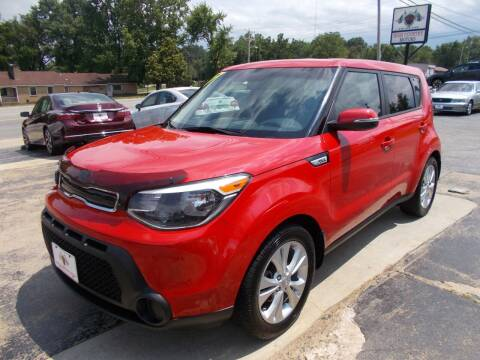 2014 Kia Soul for sale at High Country Motors in Mountain Home AR