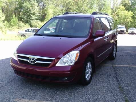 2008 Hyundai Entourage for sale at Cars R Us Of Kingston in Kingston NH