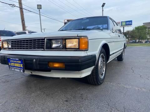 1982 Datsun Maxima for sale at A-1 Auto Broker Inc. in San Antonio TX