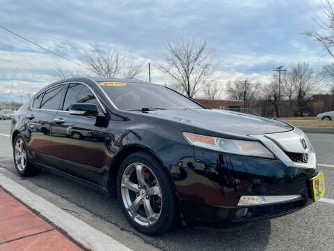 2010 Acura TL for sale at Bmore Motors in Baltimore MD