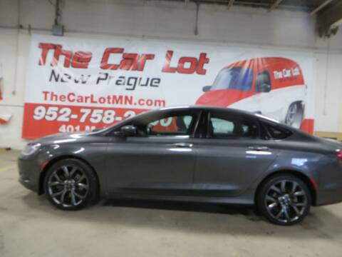 2015 Chrysler 200 for sale at The Car Lot in New Prague MN