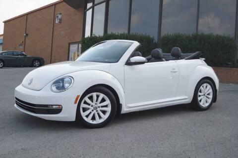 2013 Volkswagen Beetle Convertible for sale at Next Ride Motors in Nashville TN