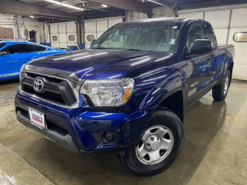 2012 Toyota Tacoma for sale at Sonias Auto Sales in Worcester MA