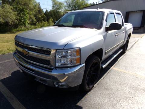 2012 Chevrolet Silverado 1500 for sale at Rose Auto Sales & Motorsports Inc in McHenry IL