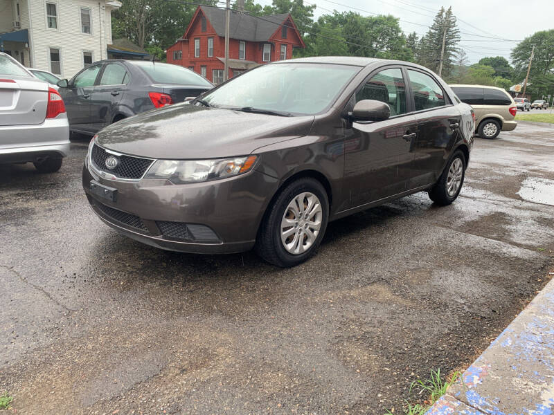 2011 Kia Forte for sale at Townline Motors in Cortland NY