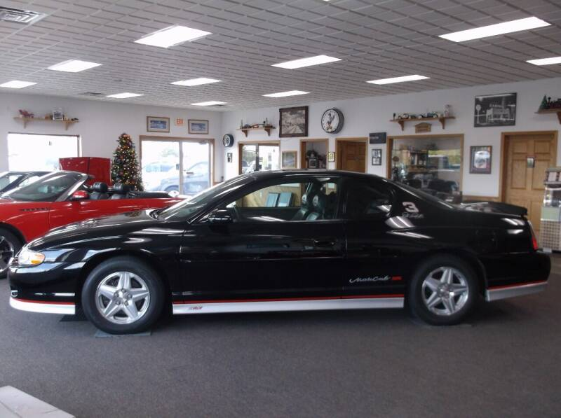 2002 Chevrolet Monte Carlo for sale in Auburndale, WI