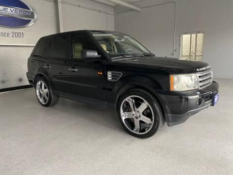 2006 Land Rover Range Rover Sport for sale at TANQUE VERDE MOTORS in Tucson AZ