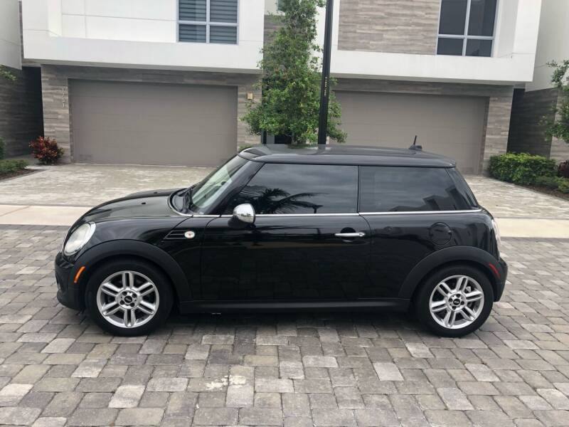 2011 MINI Cooper for sale at CARSTRADA in Hollywood FL