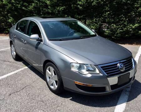 2008 Volkswagen Passat for sale at Limitless Garage Inc. in Rockville MD