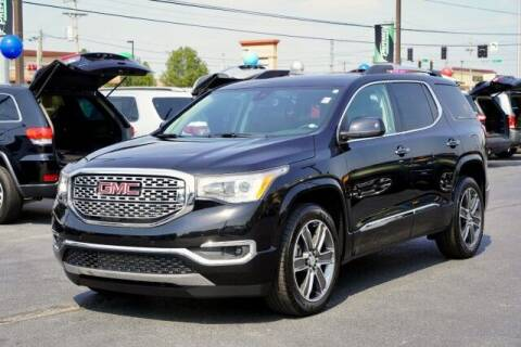 2019 GMC Acadia for sale at Preferred Auto Fort Wayne in Fort Wayne IN