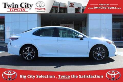 2020 Toyota Camry for sale at Twin City Toyota in Herculaneum MO