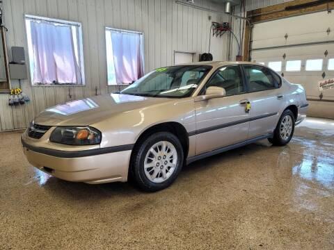 2004 Chevrolet Impala for sale at Sand's Auto Sales in Cambridge MN