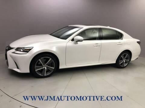 2018 Lexus GS 350 for sale at J & M Automotive in Naugatuck CT