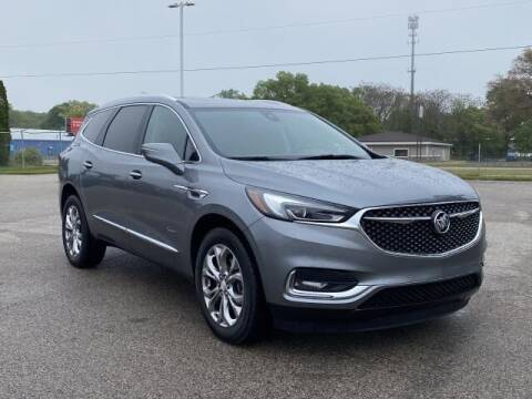 2018 Buick Enclave for sale at Betten Baker Preowned Center in Twin Lake MI