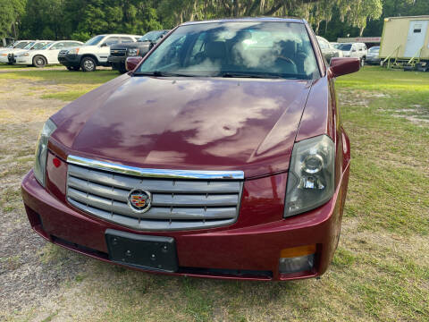2003 Cadillac CTS for sale at Carlyle Kelly in Jacksonville FL