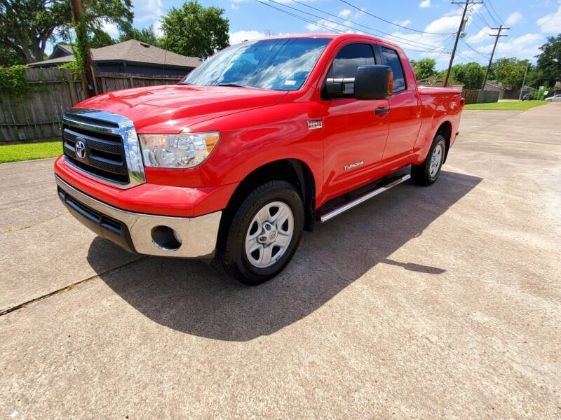 2011 Toyota Tundra for sale at MOTORSPORTS IMPORTS in Houston TX