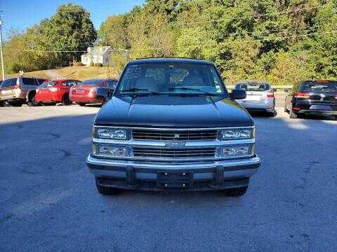 1994 Chevrolet Suburban for sale at DISCOUNT AUTO SALES in Johnson City TN