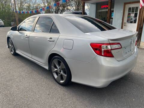 2014 Toyota Camry for sale at Elite Auto Sales Inc in Front Royal VA