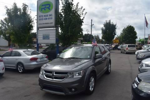 2012 Dodge Journey for sale at Rite Ride Inc in Murfreesboro TN