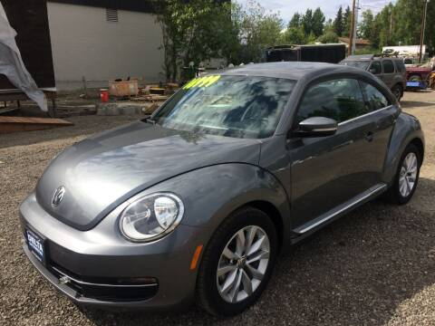 2014 Volkswagen Beetle for sale at Delta Car Connection LLC in Anchorage AK