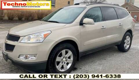 2011 Chevrolet Traverse for sale at Techno Motors in Danbury CT