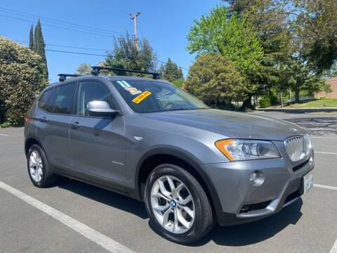 2011 BMW X3 for sale at 7 STAR AUTO in Sacramento CA