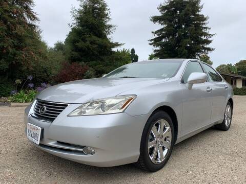 2007 Lexus ES 350 for sale at Santa Barbara Auto Connection in Goleta CA