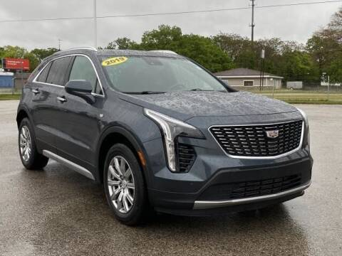 2019 Cadillac XT4 for sale at Betten Baker Preowned Center in Twin Lake MI