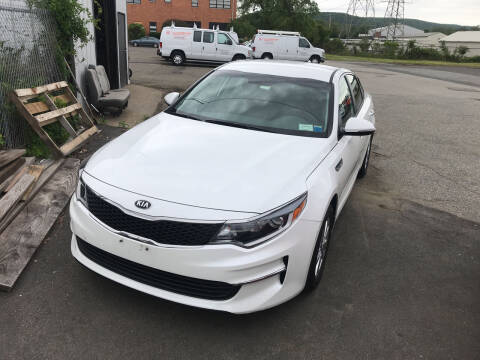 2018 Kia Optima for sale at Deals on Wheels in Nanuet NY