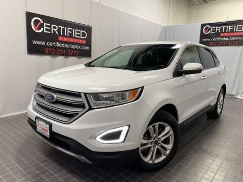 2015 Ford Edge for sale at CERTIFIED AUTOPLEX INC in Dallas TX