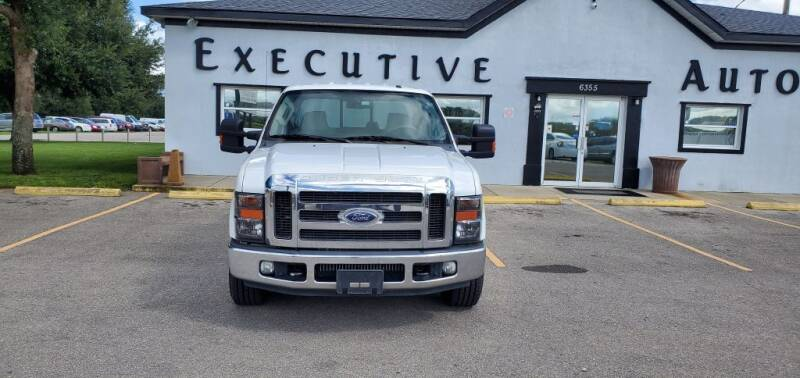 2010 Ford F-250 Super Duty for sale at Executive Automotive Service of Ocala in Ocala FL