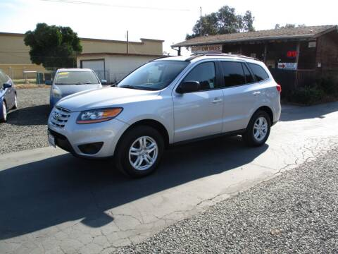2010 Hyundai Santa Fe for sale at Manzanita Car Sales in Gridley CA