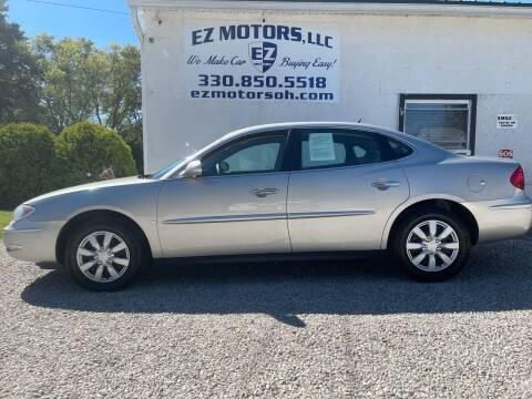 2007 Buick LaCrosse for sale at EZ Motors in Deerfield OH