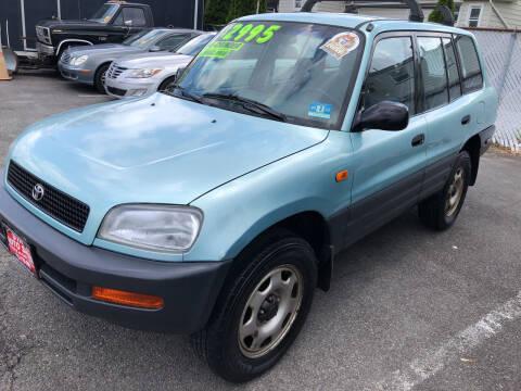 1997 Toyota RAV4 for sale at STATE AUTO SALES in Lodi NJ