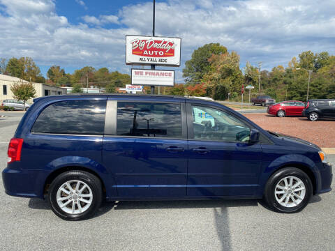 2015 Dodge Grand Caravan for sale at Big Daddy's Auto in Winston-Salem NC
