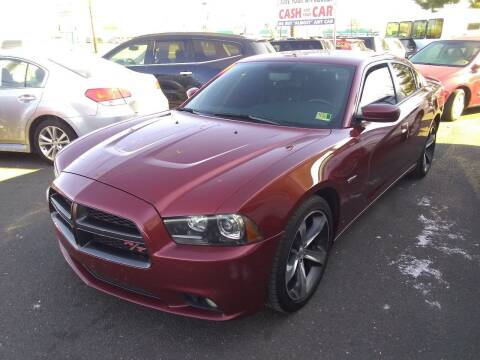 2014 Dodge Charger for sale at Wilson Investments LLC in Ewing NJ