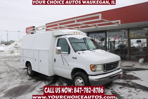 2003 Ford E-Series Chassis for sale at Your Choice Autos - Waukegan in Waukegan IL
