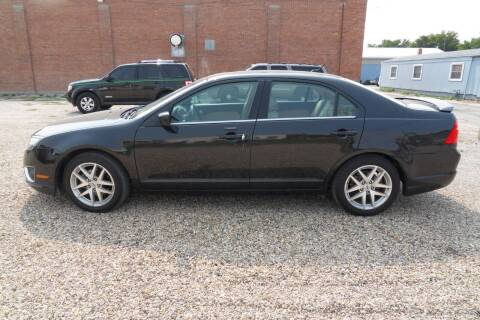2012 Ford Fusion for sale at Paris Fisher Auto Sales Inc. in Chadron NE